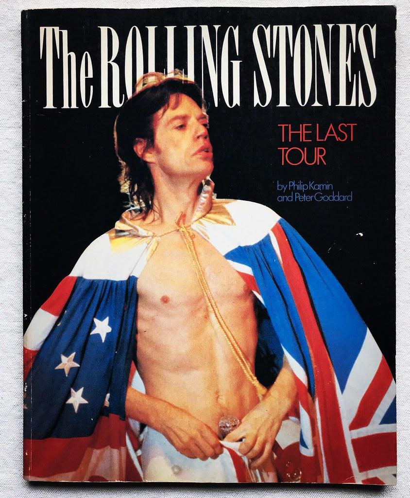 Rolling Stones (1982) | www artskooldamage blogspot com/ | Flickr