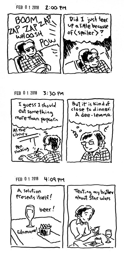 Hourly Comic Day 2018 03