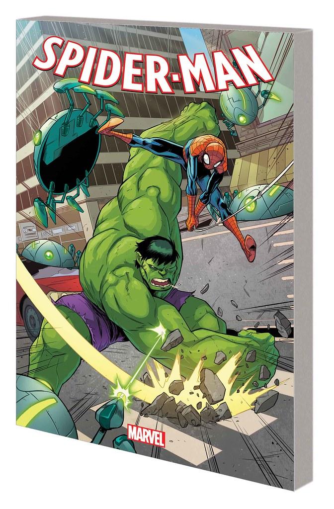 Marvel Comics April 2018 Solicitations