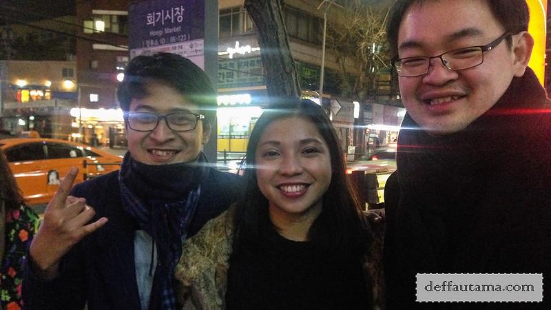 5 hari di Seoul - Mega dan Ivan