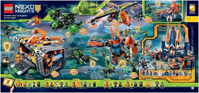 Katalog LEGO 2018 OPINIA 10