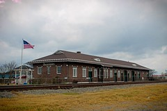 Wills Point, Texas Depot