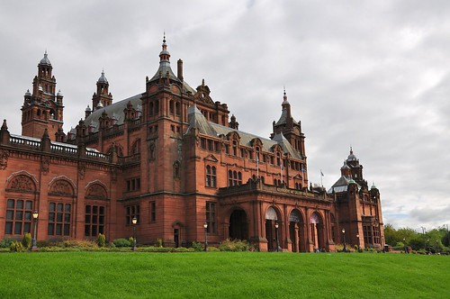 Kelvingrove Museum, Glasgow. From Studying Abroad in London: 10 Places Not to Miss Like I Did, Part 1