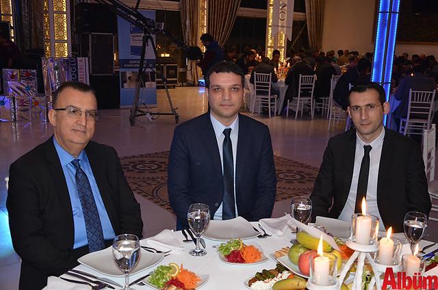 Serdar Yağcı, Mustafa Toprak, Cumali Demirdelen