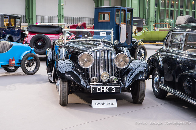 Bentley 3½-Litre Continental Open Tourer - 1935