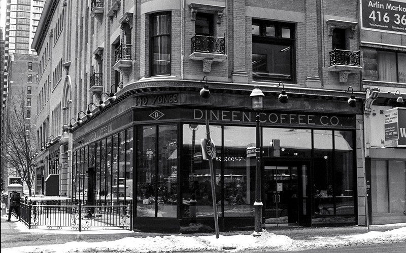 Dineen Coffee Corner