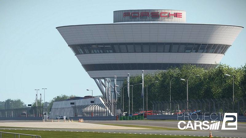 Porsche Centre Project CARS 2