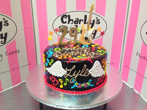 Birthday Cakes For Men Charly S Bakery