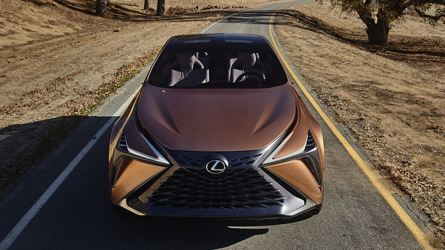 Lexus LF-1 Limitless 9