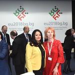 Economist World in 2018 Gala dinner in Sofia