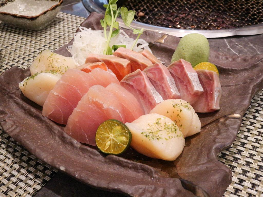原月日式頂級帝王蟹燒烤吃到飽 (48)