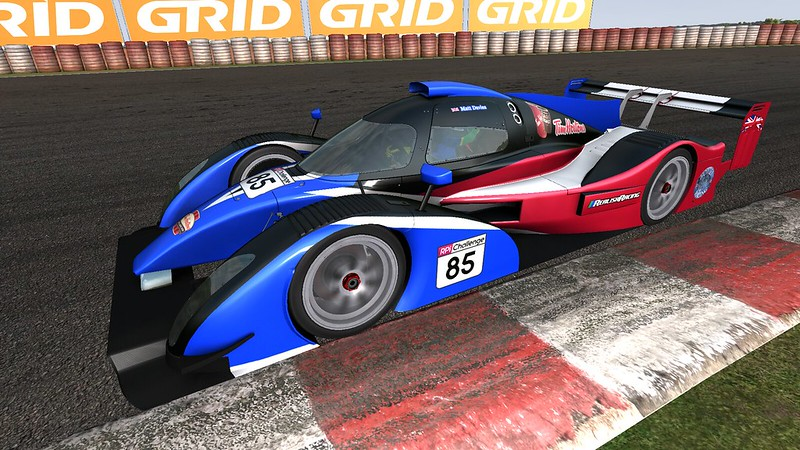 RPi Challenge - Livery Assistance & Reveals - Realish Racing