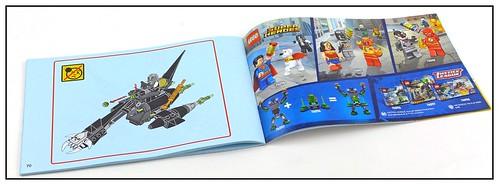 LEGO DC SuperHeroes 76096 Superman & Krypto Team-Up 06