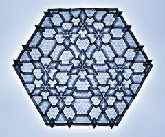 Origami - Tessellations 2018