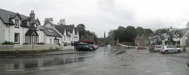 Kenmore Street Panorama
