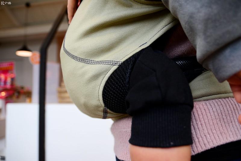 英國Caboo DXgo探索揹巾推薦嬰兒揹巾 (25)
