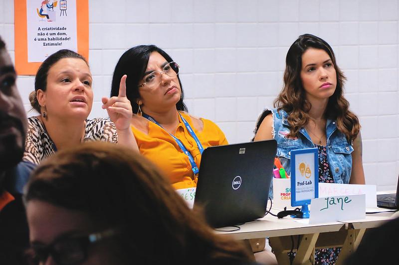 Prof-Lab no Senac - Edição Recife