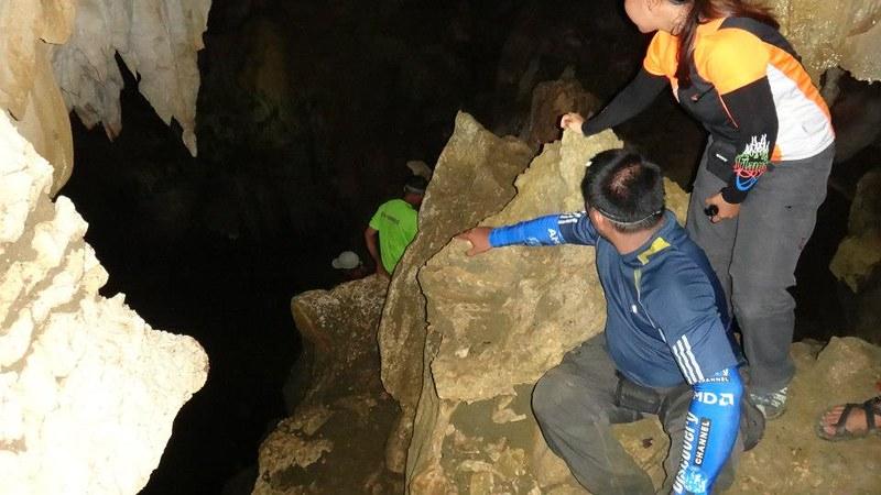 Lumanoy Cave