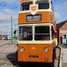 ' 56 '  GKP 511  MAIDSTONE CORPORATION Trolleybus  1967 - 2017 FIFTY YEARS IN PRESERVATION