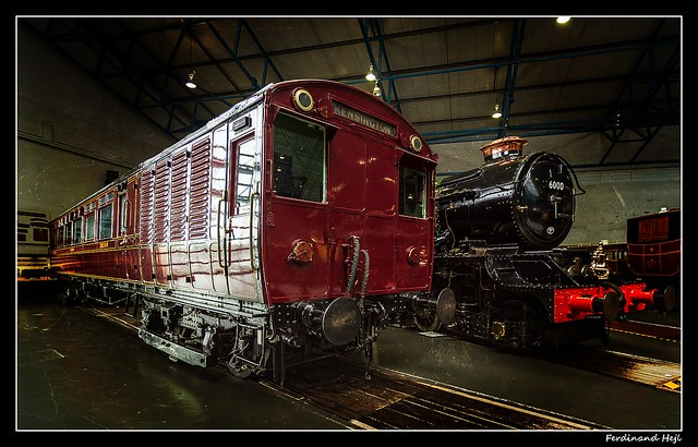 LNWR Electric Motor Coach 28249_National Railway Museum_York_England