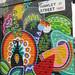 UK - London - Camden - Street art - Fruit