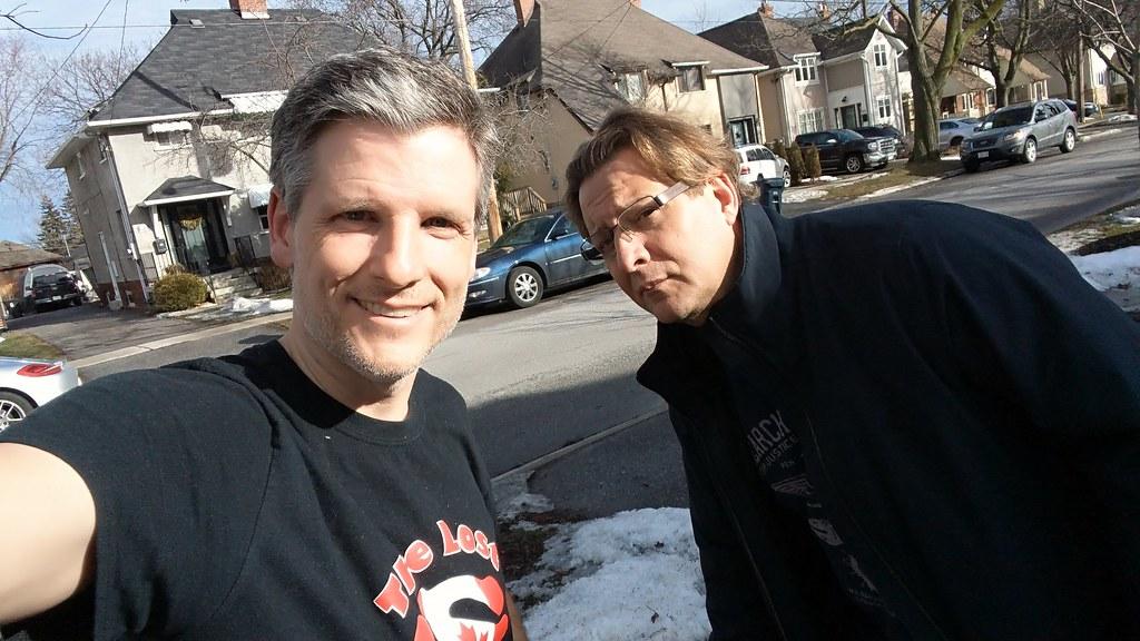 Alan Cross and Me
