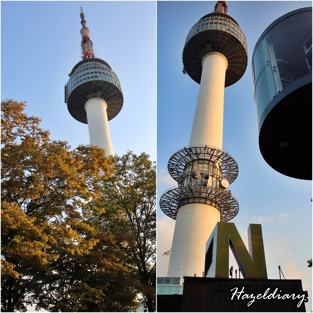 Namsan Seoul Tower-2