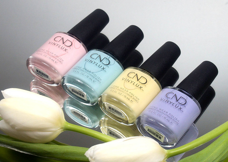 CND Vinylux The Chic Shock Collection