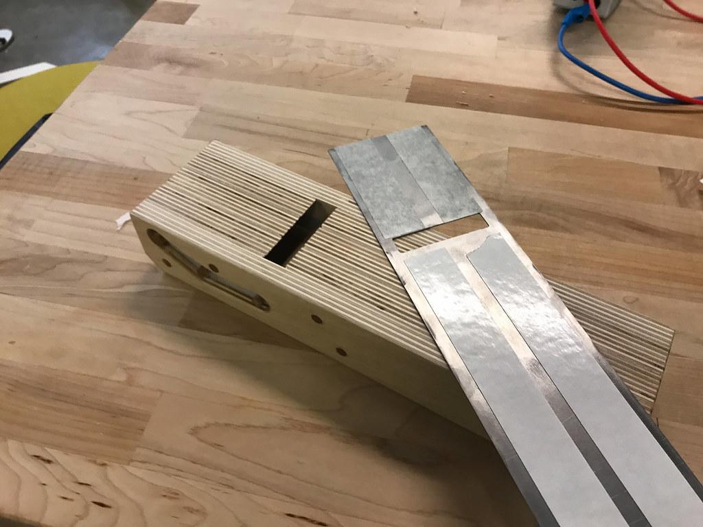 metal sole