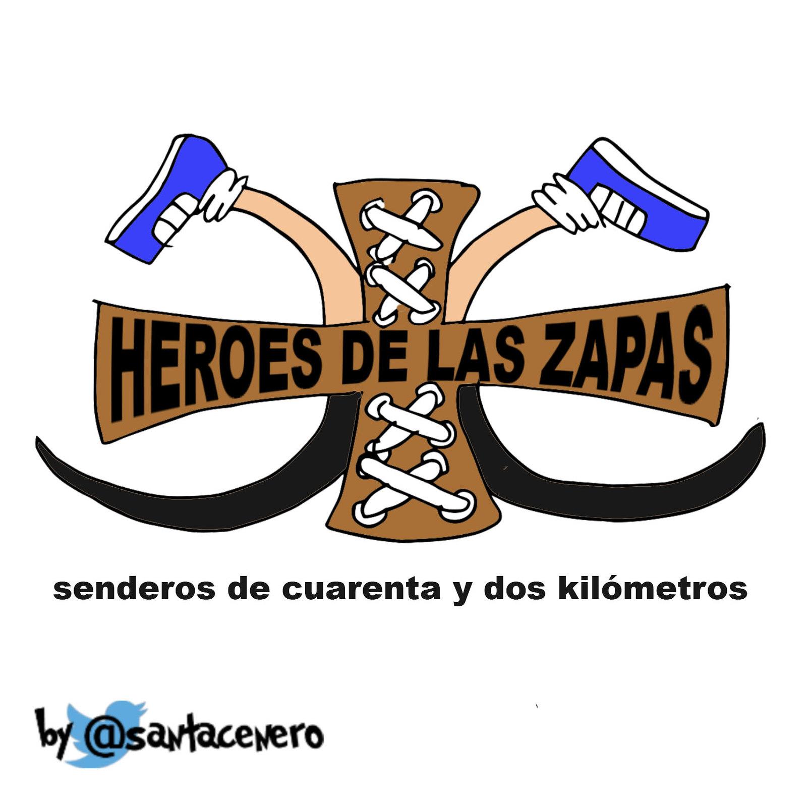 heroes de las zapas