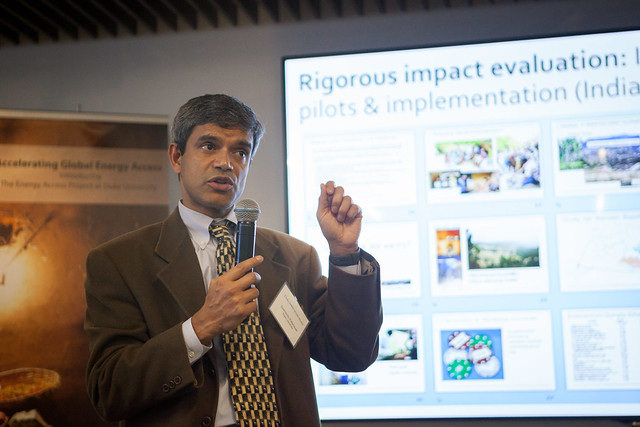 Professor Subhrendu Pattanayak, Sanford School of Public Policy at Duke University, discusses the importance of research in evaluating impacts of development programs.
