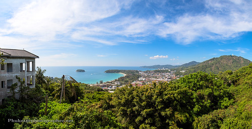 Abandoned resort over the Kata beach | by Phuketian.S