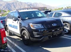 Los Angeles School Police Department - 2016 Ford Police Interceptor Utility (8)
