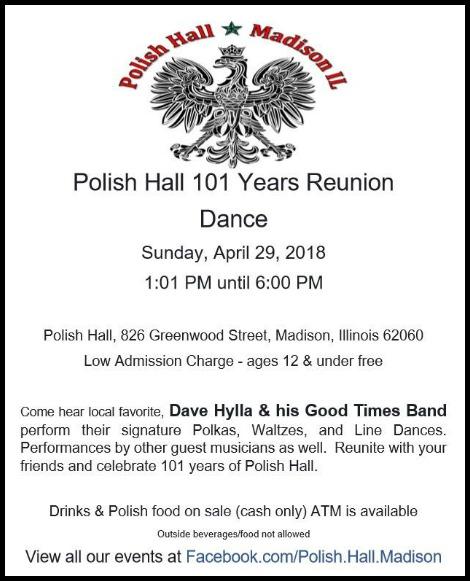 Polish Hall 4-29-18