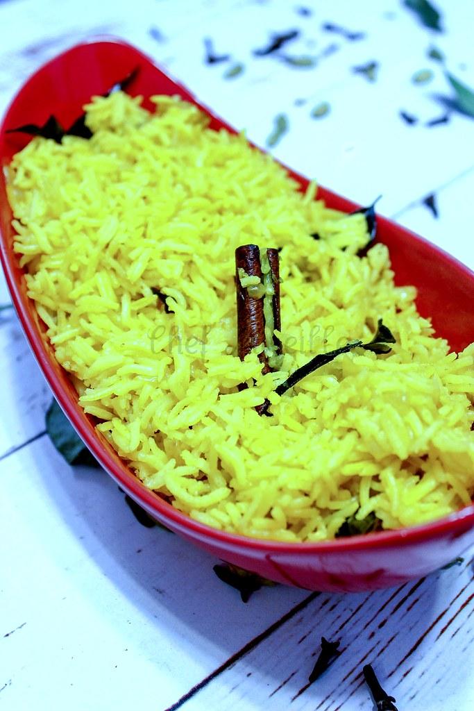 Turmeric Rice -edit