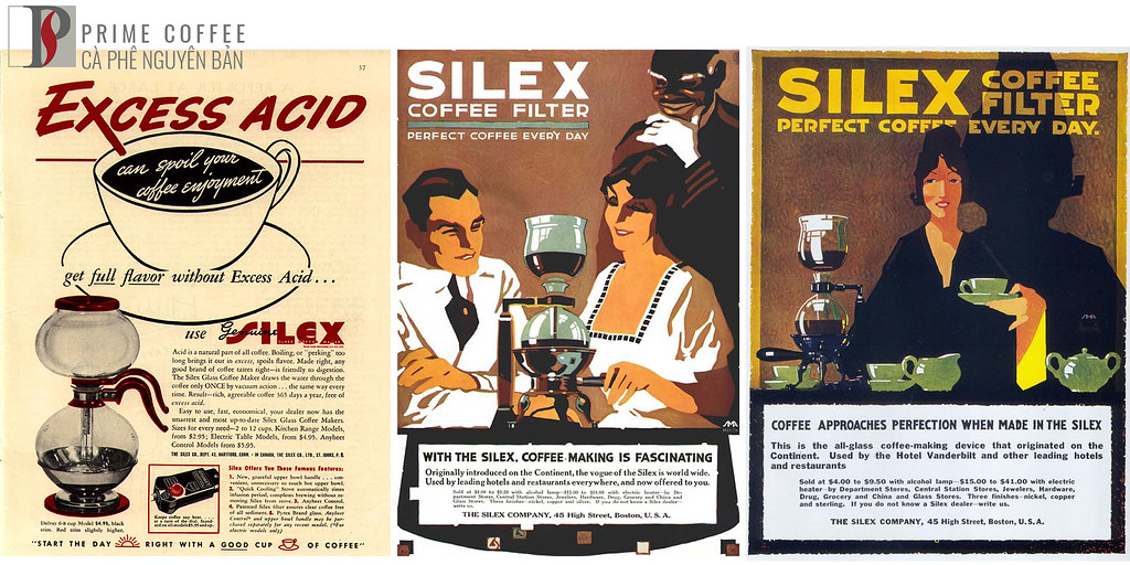 Poster-siphon