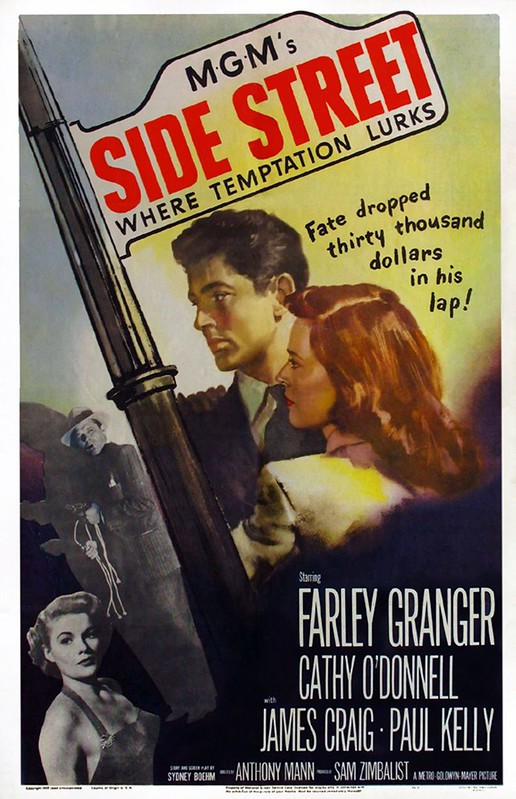 Side Street - Poster 1