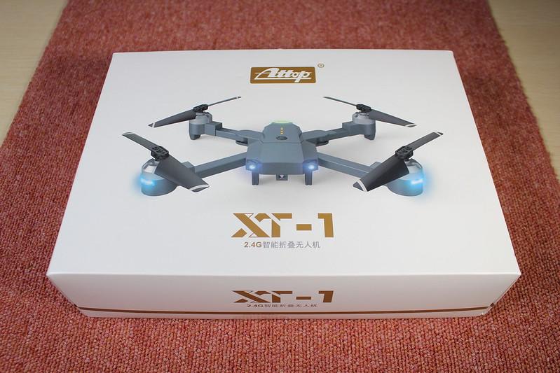 Attop XT-1 開封レビュー (1)