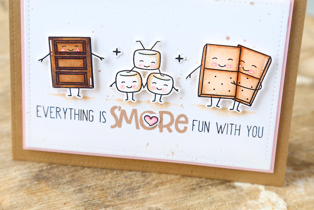 you make everything s'more fun (neat and tangled release week)