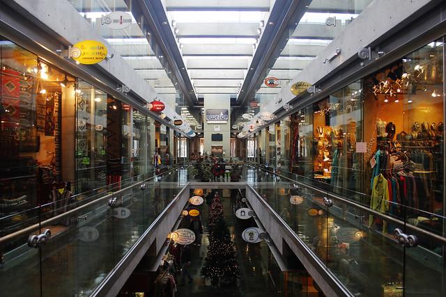 Mall at Santa Fe