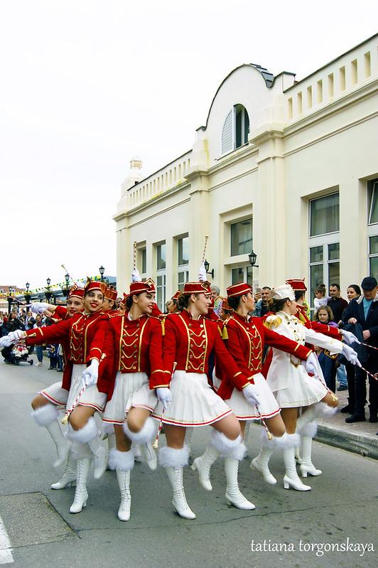 Танец херцегновских мажореток