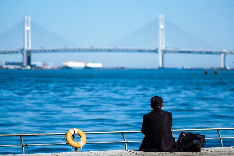 橫濱海灣 Japan