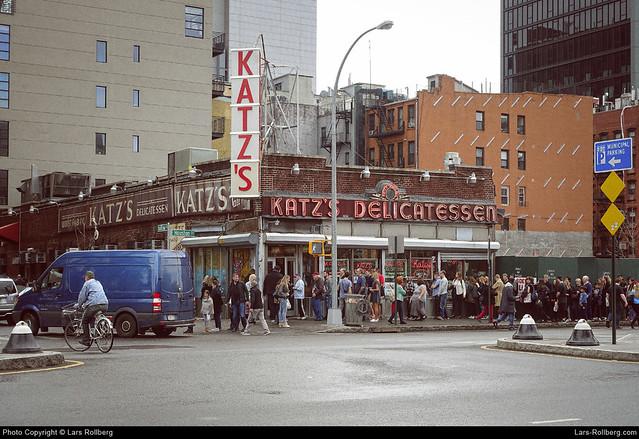 Katz's Delicatessen, New York, United States