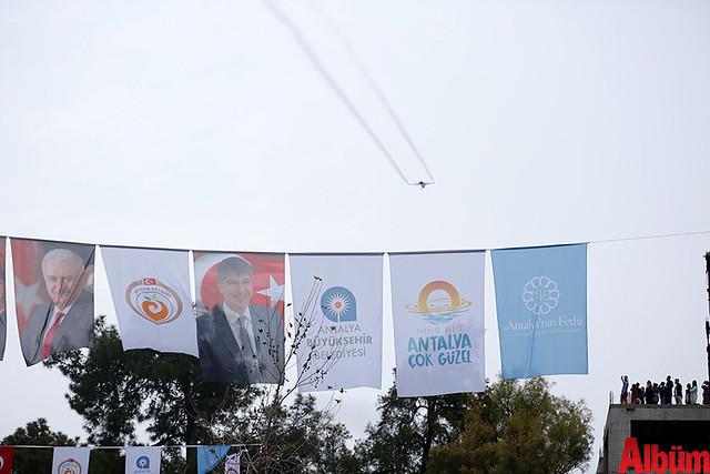 Antalya Büyükşehir Belediyesi fetih, yürüyüş, kutlama-3