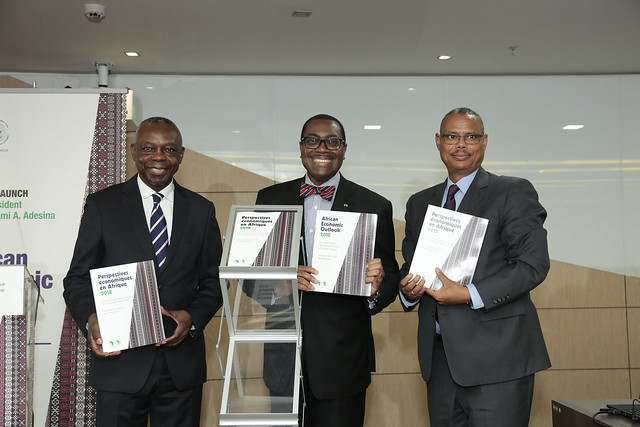 The launch of the African Economic Outlook 2018: Innovative financing for infrastructure development