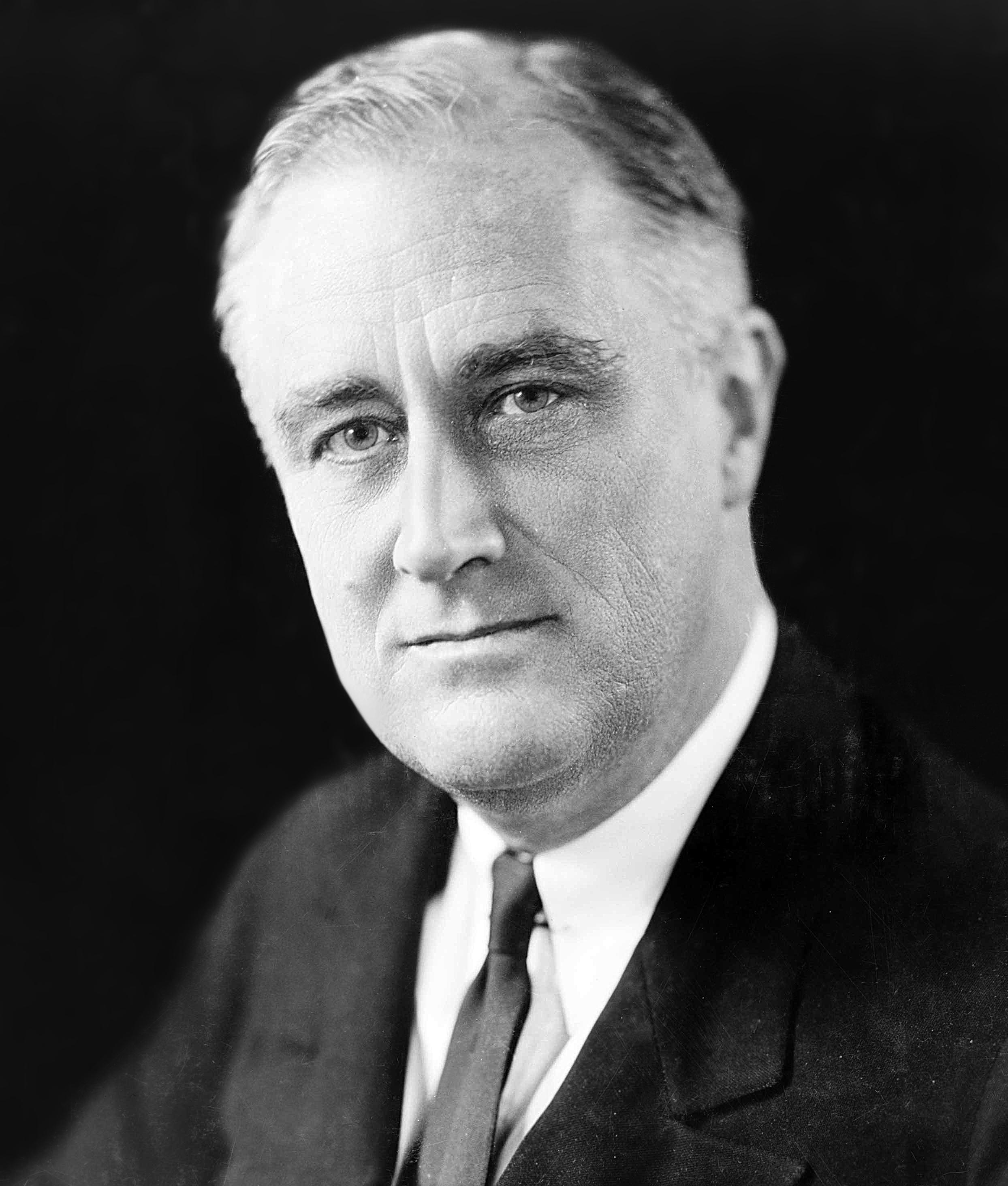 Franklin Delano Roosevelt, December 27, 1933