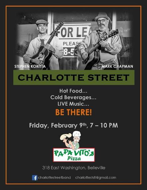 Charlotte Street 2-9-18