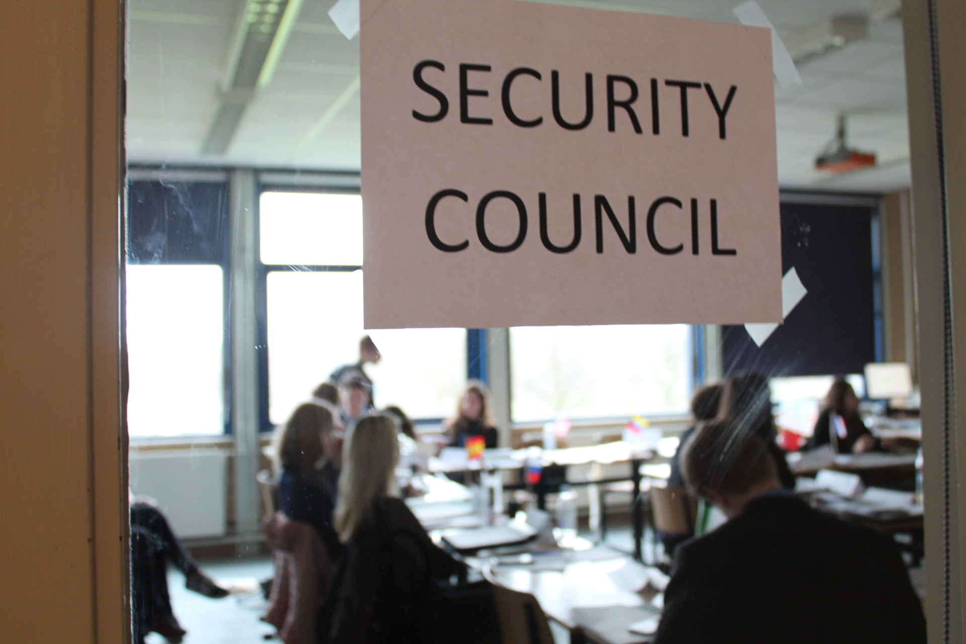 DAY 1: SECURITY COUNCIL