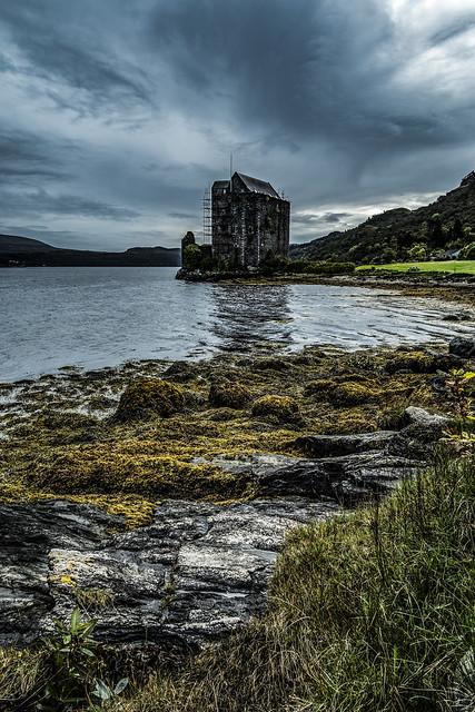 Carrick Castle - Loch Goil June 2015
