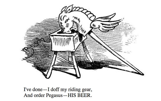 pegasus-his-beer